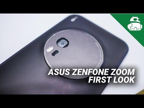Asus Zenfone Zoom İlk Bakmak