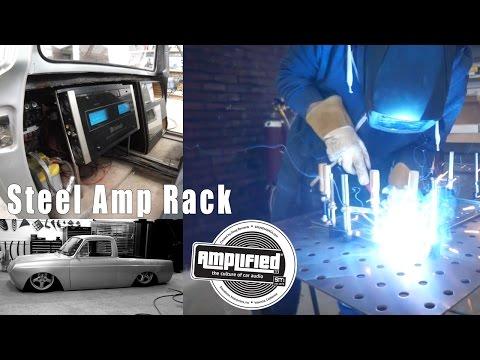 Benim İlk Çelik Amp Raf, Bölüm 1 Build