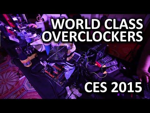 Hyperx Oc Devralma 2015 Dünya Finalleri - Ces 2015