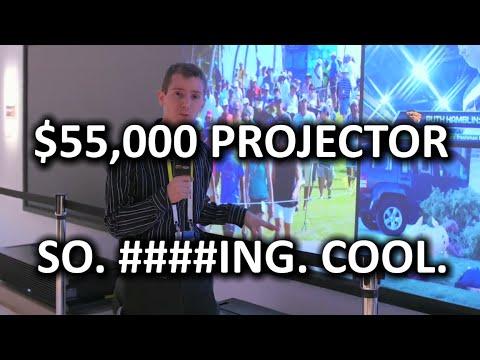 Badass Sony Projektör Ve Tv Teknolojisi. Cidden Ba - Ces 2015
