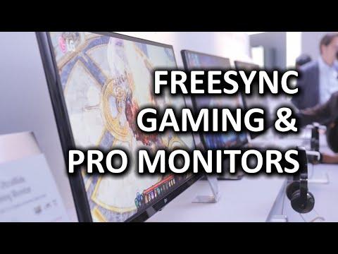 Lg Freesync Ultrawide 34Um67 Ve Yeni Profesyonel Monitörler - Ces 2015