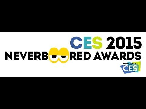 Neverboored Ödülleri Ces 2015