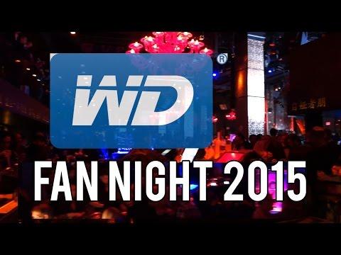 Wd Fan Gece 2015 - Awesomevlog #016