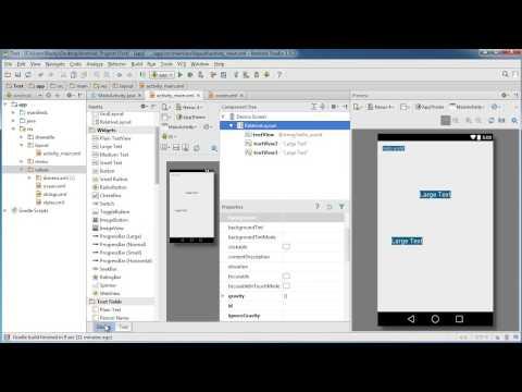 Android Uygulama Geliştirme İçin Yeni Başlayanlar - 63 - Stilleri