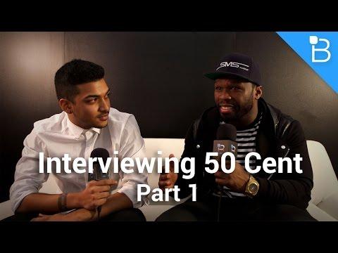 50 Cent (Bölüm 1) Görüşme: Sms Ses, Yıldız Savaşları Ve En İyi Teknoloji