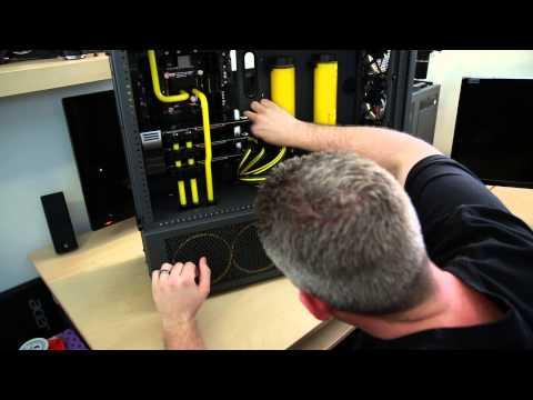 Özel Kablo Yükleme Skunkworks İçinde Ayarla!