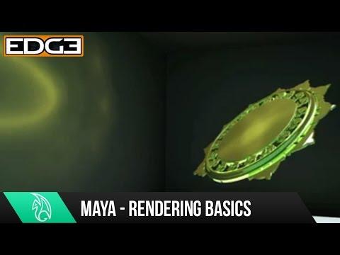 Maya Anlama Yeni Başlayanlar İçin - Öğretici Oluşturma Oluşturma Ayarlarını
