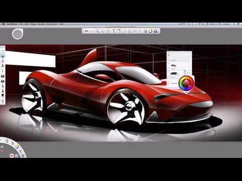 Autodesk Sketchbook Katmanları - Temel