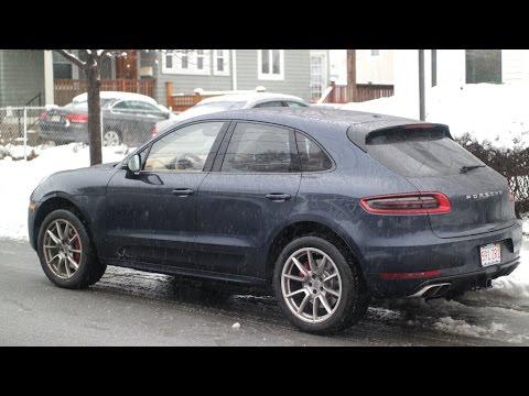 Porsche Macan Turbo 2015 Test Sürüşü: Tatlı, Yumuşak Sürücü!!!