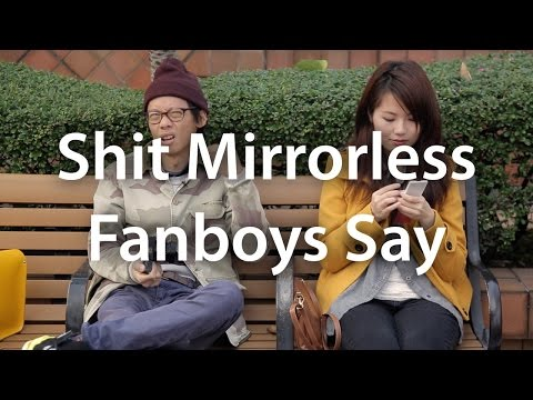 Sh * T Aynasızlar Fanboys Say