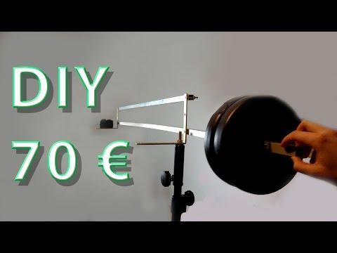 70€ Dıy Cameracrane | Türkisch Gözden Geçirin