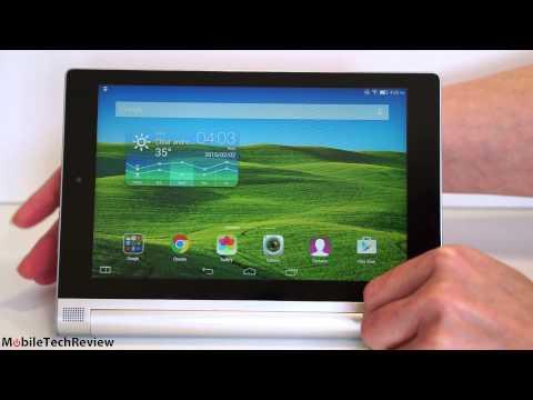 """Lenovo Yoga Tablet 2 8"""" Gözden Geçirme"""
