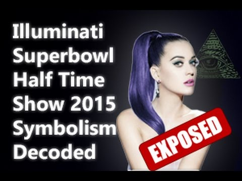 Superbowl Yarı Haritayı 2015 Şeytani Sembolizm Deşifre