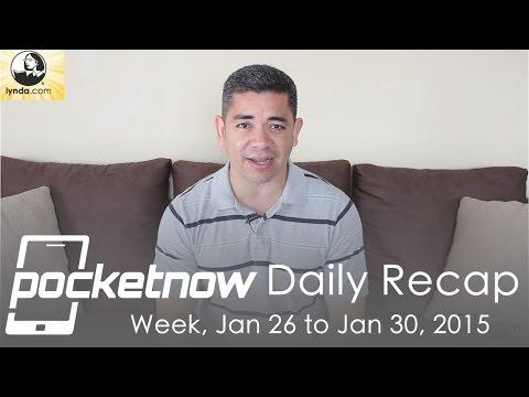 Galaxy S6 Tasarım, Nexus 6 Özellikleri, Apple Yorumlar Ve Daha Fazlası - Cep Günlük Recap