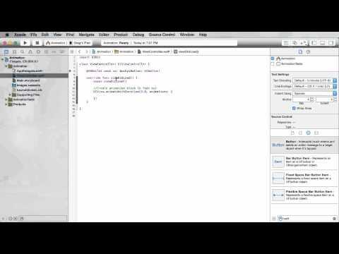 Ios Swift Öğretici - 27 - Core Animation İle Geliştirme