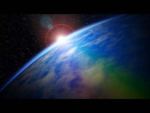 Photoshop: Şafak Derin Uzayda Bir Gezegen Ufuk Oluşturun