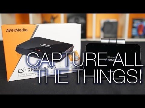 Avermedia Extremecap U3 Genel Bakış - 1080P, 60Fps Akarsu