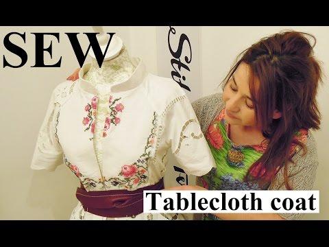 Bir Yaz Ceket Dikmek Dolce Ve Gabbana Esinlenerek