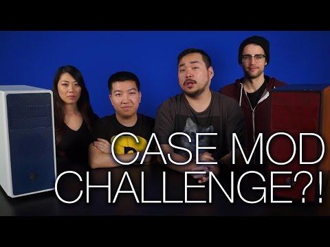 Case Mod Challenge Römork!