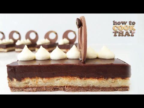 Çikolata Kahve Tatlı Tarifi Bu Ann Reardon Yemek Yapmayı