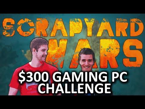 300 $ Bütçe Oyun Pc Sorun - Scrapyard Bölüm 1A Savaşları
