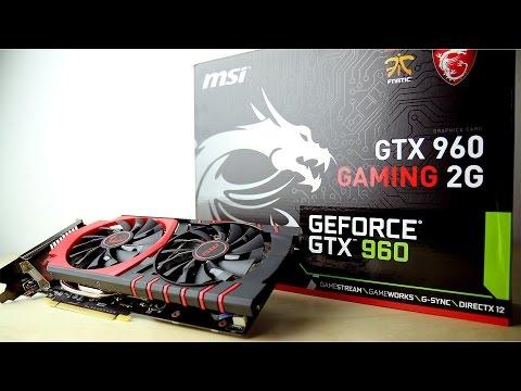 Msı Gtx960 Oyun 2G - Nasıl Diğer 960S Farkı?