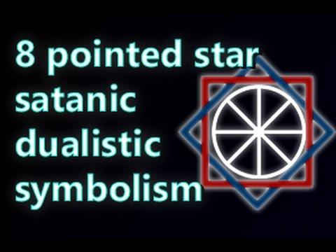 8 Yıldız Şeytani İkici Sembolizm İşaret Etti.