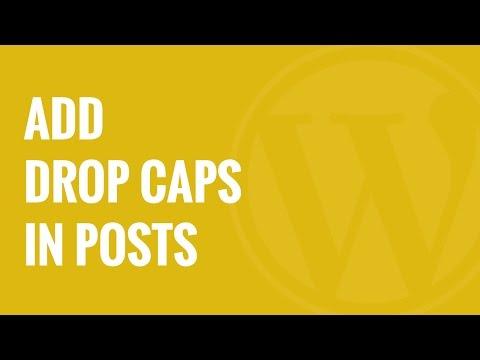 Nasıl Wordpress Mesajına Gömme Eklemek