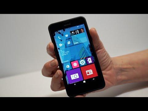 Windows Phone 10 Teknik Önizleme