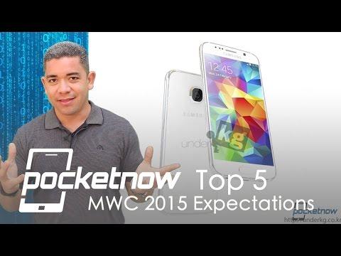 Mwc 2015 İçin Top 5 Beklentileri