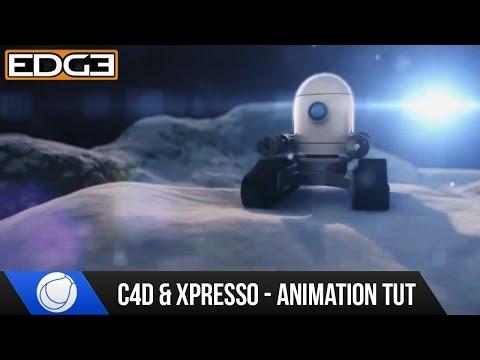Cinema 4D Eğitimi - Hızlı Bir Şekilde Animasyon Xpresso Hd Kullanarak Bir Yüzey Üzerinde