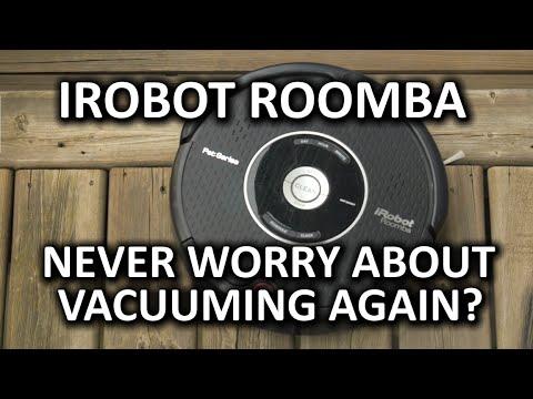 İrobot Roomba Otomatik Elektrikli Süpürge - Temiz Your Ana Sayfa Otomatik Olarak
