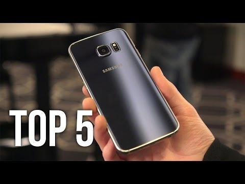 Tepe 5 Samsung Galaxy S6 Şekil!