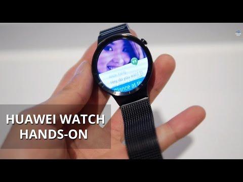 Huawei Saat Uygulamalı