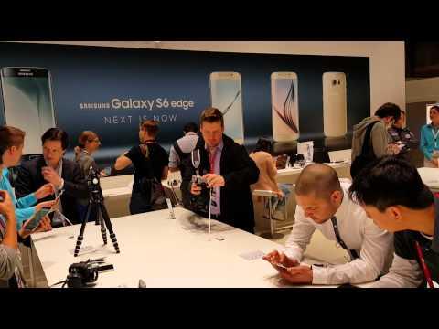Samsung Galaxy S6 Kenar 1080P Video Örneği
