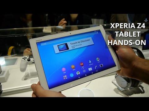 Sony Xperia Z4 Tablet Eller