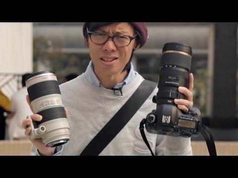 Tamron Vs Canon 70-200Mm F/2.8