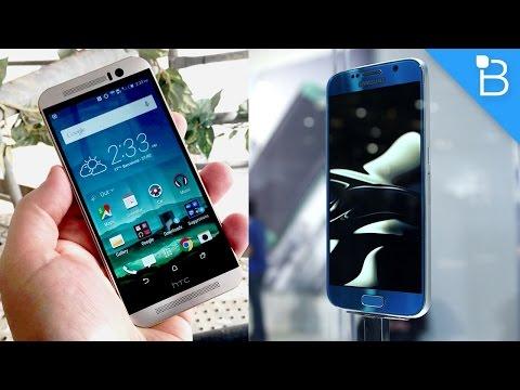 Bir M9 Düşünce Ve Galaxy S6 Değişiklikleri