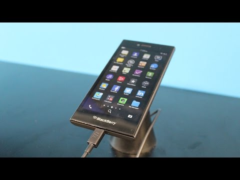Blackberry Sıçrama Hands: Z10 Alır Bir Klasik