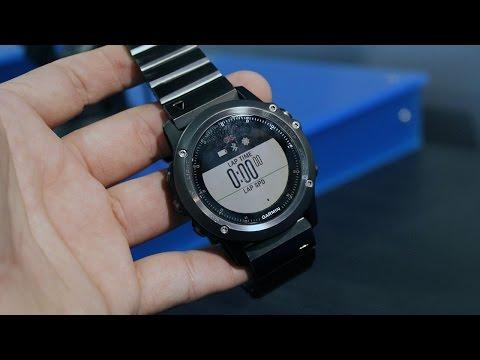 Giyim Eşyası Fenix 3 Hands: Gerçek Bir Fitness Smartwatch İzleme