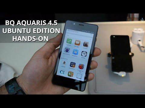 Bq Aquaris 4,5 Ubuntu Edition Eller