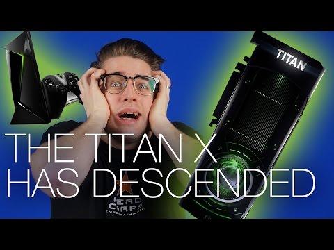 Nvidia Kalkan Konsol, Titan X, Buhar Link, Denetleyicisi + Makineleri, Kaynak 2 Motoru