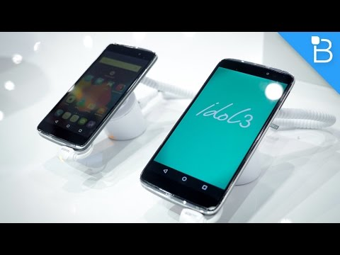 Alcatel Idol 3 Hands: Android 5.0 Sadece 200 $ İçin