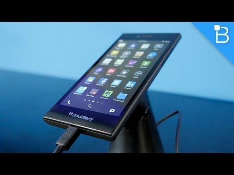 Blackberry Sıçrama Eller!