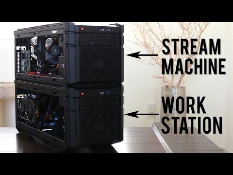 İki Epik Pc Oluşturur Cooler Master Haf Yığıcı 915R Ve 915F