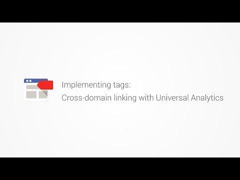 Etiketler Uygulama: Etki Alanları Arası Evrensel Analytics'e Bağlama