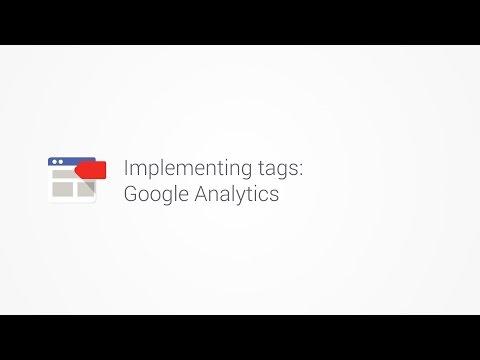 Etiketler Uygulama: Google Analytics