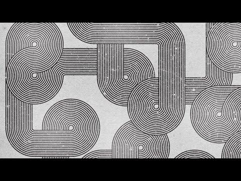 Retro Tarzı Geometrik Çizgiler Illustrator Ve Photoshop Eğitimi