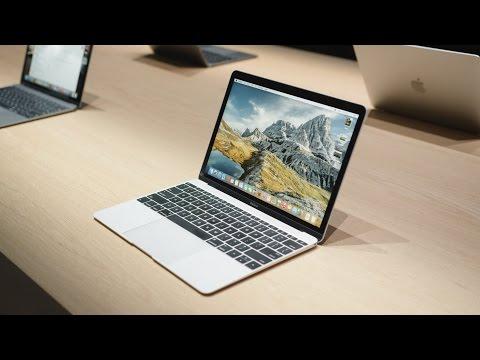 Yeni Macbook Gösterim!