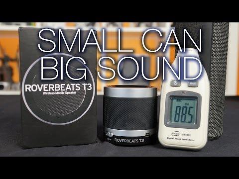 Etekcity Roverbeats T3 Bluetooth Sözcü Genel Bakış